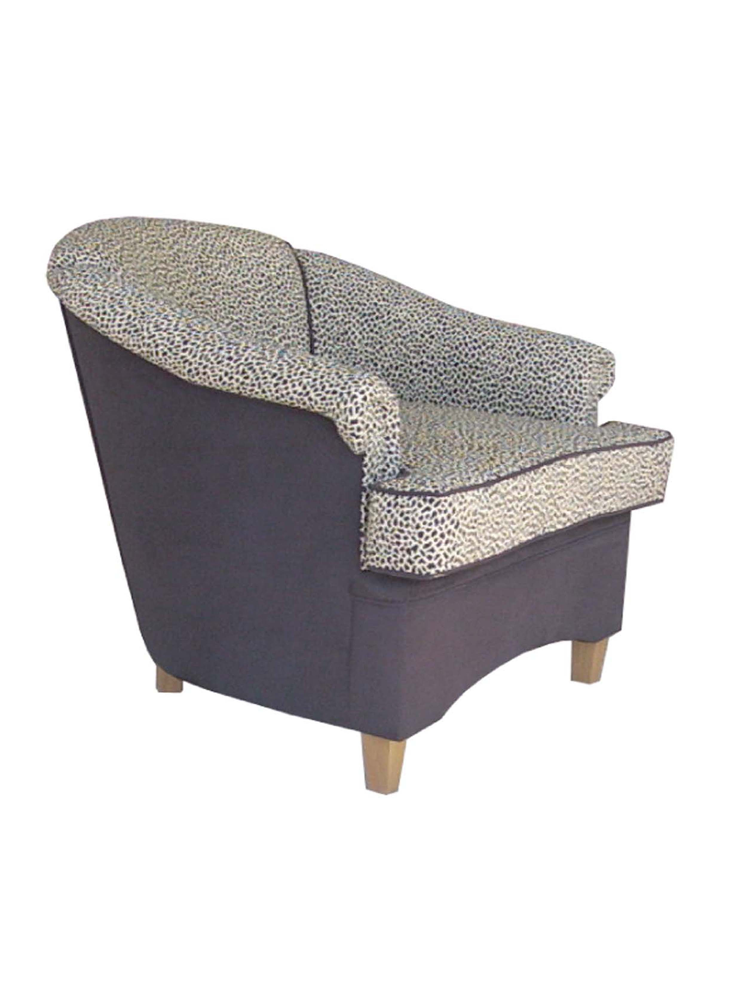 First Edition Upholstery Upholsterers Gold Coast Retro Chairs Custom Made Parkwood Tub Chair