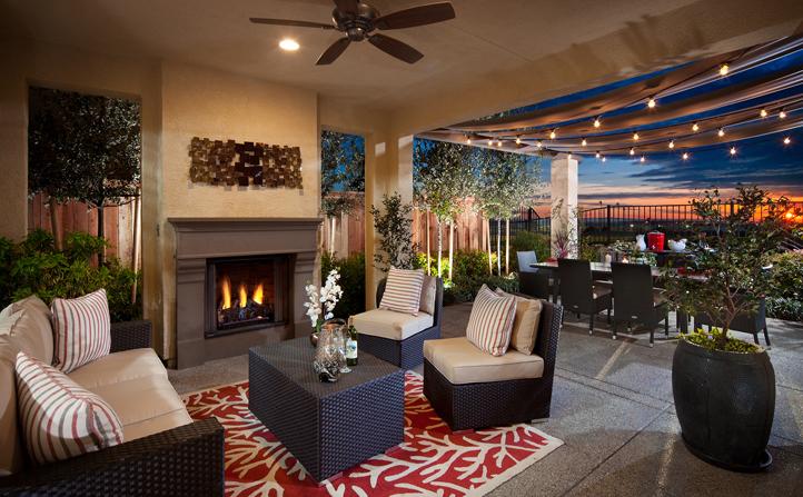 Manzanita Plan 2 California Room