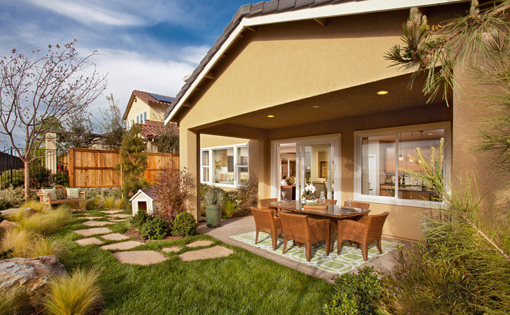 Manzanita Plan 3 Outdoor Space