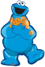 cookie monster - large