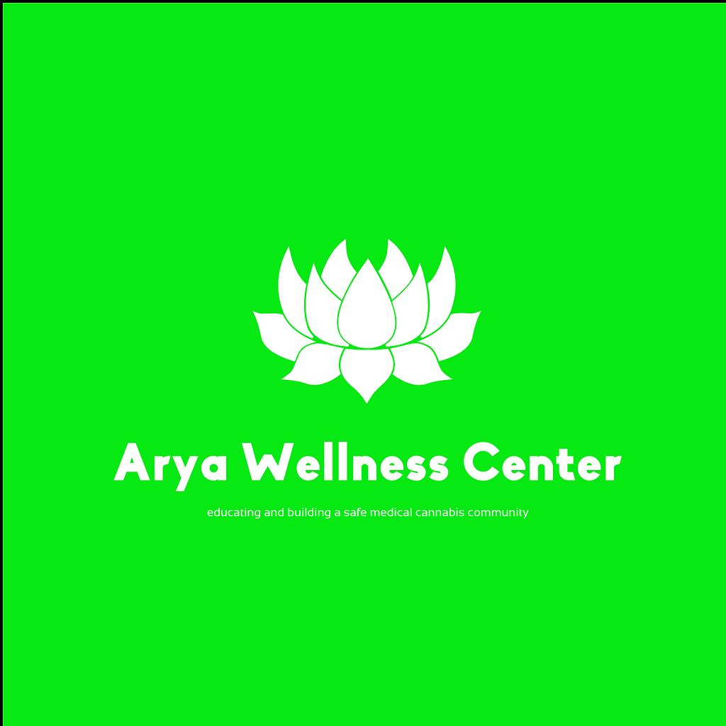 Cannabis Card Certification Maryland Usa Arya Wellness Center