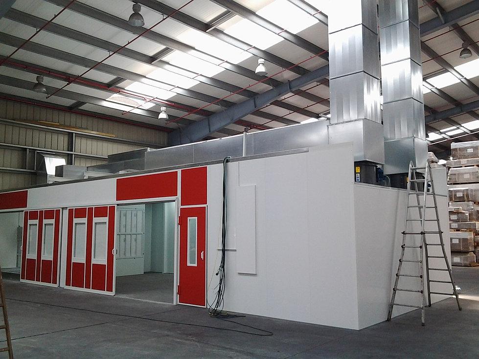 Sagola kovax colo en mvtrading ecuador - Venta de cabinas de pintura ...