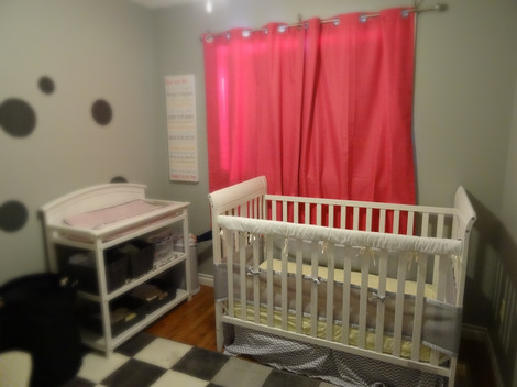 the darker the room the better your babys room should be dark at all sleeping times especially at naps you can use black out blinds aluminum foil