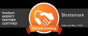 Stratsmark_HubSpotAgencyPartnerCertified