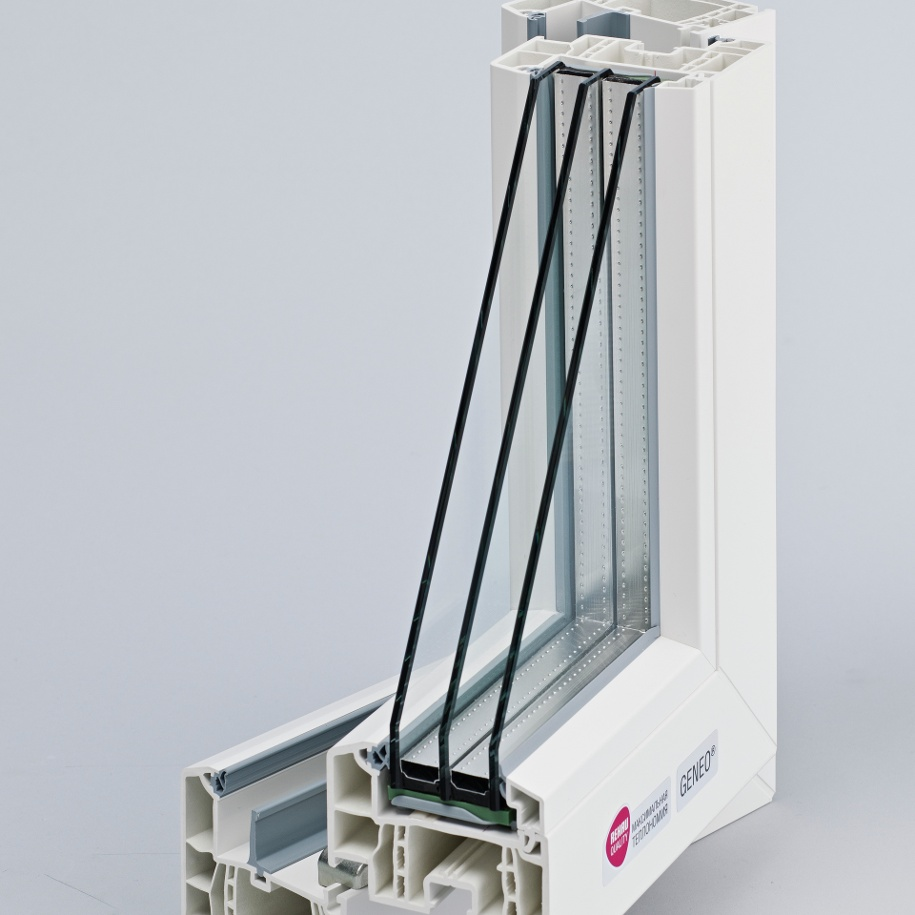 Пластиковые окна рехау фото