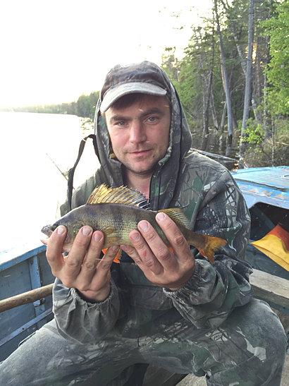 рыбаков томск