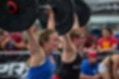 CrossFit Dakota Games Female Athlete
