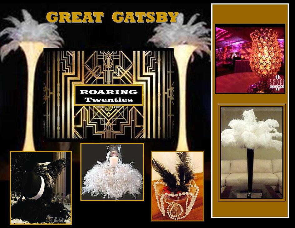 Great gatsby prom centerpieces www imgkid com the image kid has it