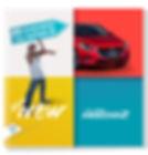Twist & Fold Mazda brochure