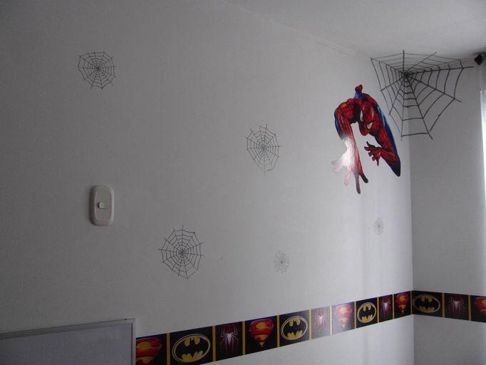 Portafolio created by alejitacalderon based on for Cuartos decorados hombre arana