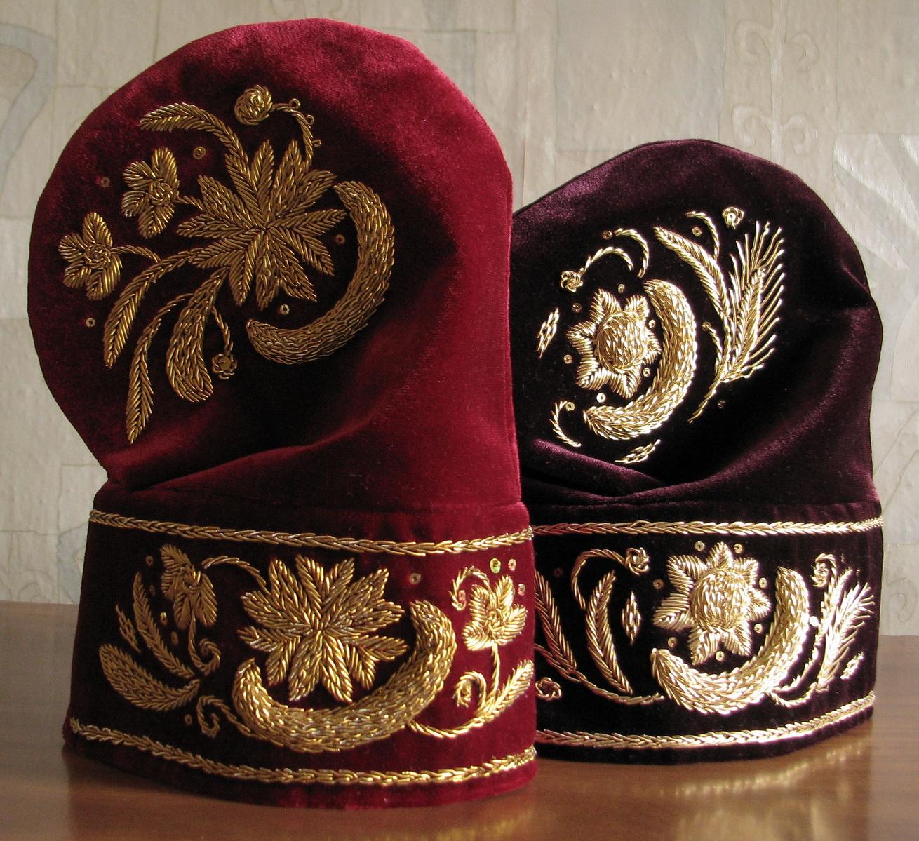 Какой Российский город с 13 века славится Золотой вышивкой 71