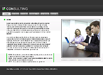 Classic Consulting Template - This Corporate looking Website template is easy to customize and lets you present all your products and offers that your customers are looking for in real time. Just edit to make it your own in no time at all