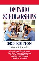 HALF COVER for Scholarship 2020 edition