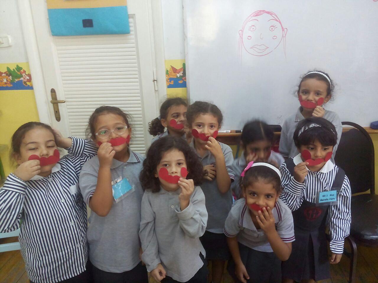 Manor House School Egypt   Kindergarten Activities