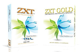 Zxt Gold The Original Bee Pollen Capsules Washington