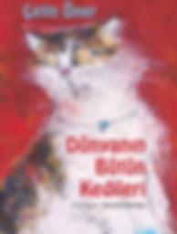 Can Çocuk Yayınları'nın Dünyanın Bütün Kedileri adlı şiir kitabı