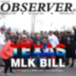 MLK DAY San Antonio 2020