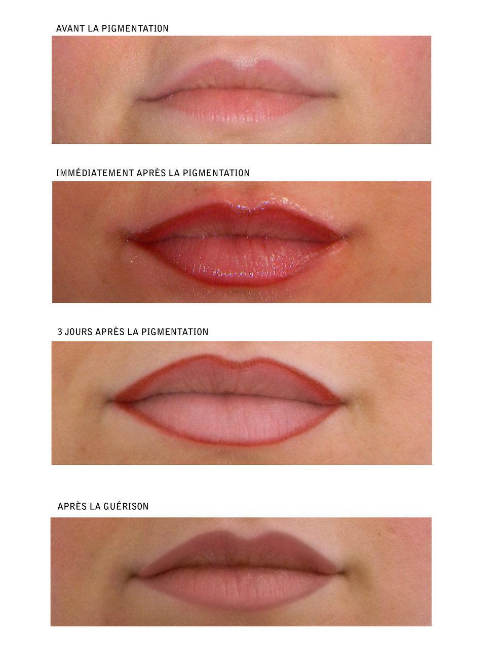 maquillage permanent Shawiniga
