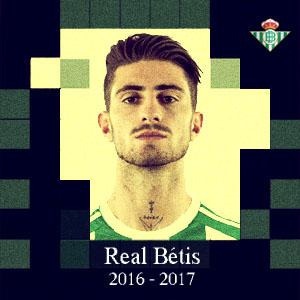 Cristiano Piccini  (Real Bétis) reforça a lateral direita do Sporting para 2017/2018.