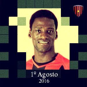 Ary Papel  (1º Agosto) é o décimo-quinto reforço do Sporting para 2016/2017.
