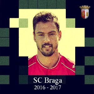 André Pinto  (SC Braga) ao que tudo indica será reforço do Sporting para 2017/2018.