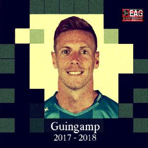 Romain Salin  (Guingamp) é o décimo reforço confirmado do Sporting para 2017/2018.
