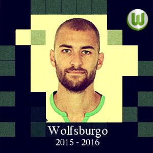Bas Dost  (ex. Wolfsburg) é o décimo-primeiro reforço do Sporting para 2016/2017.