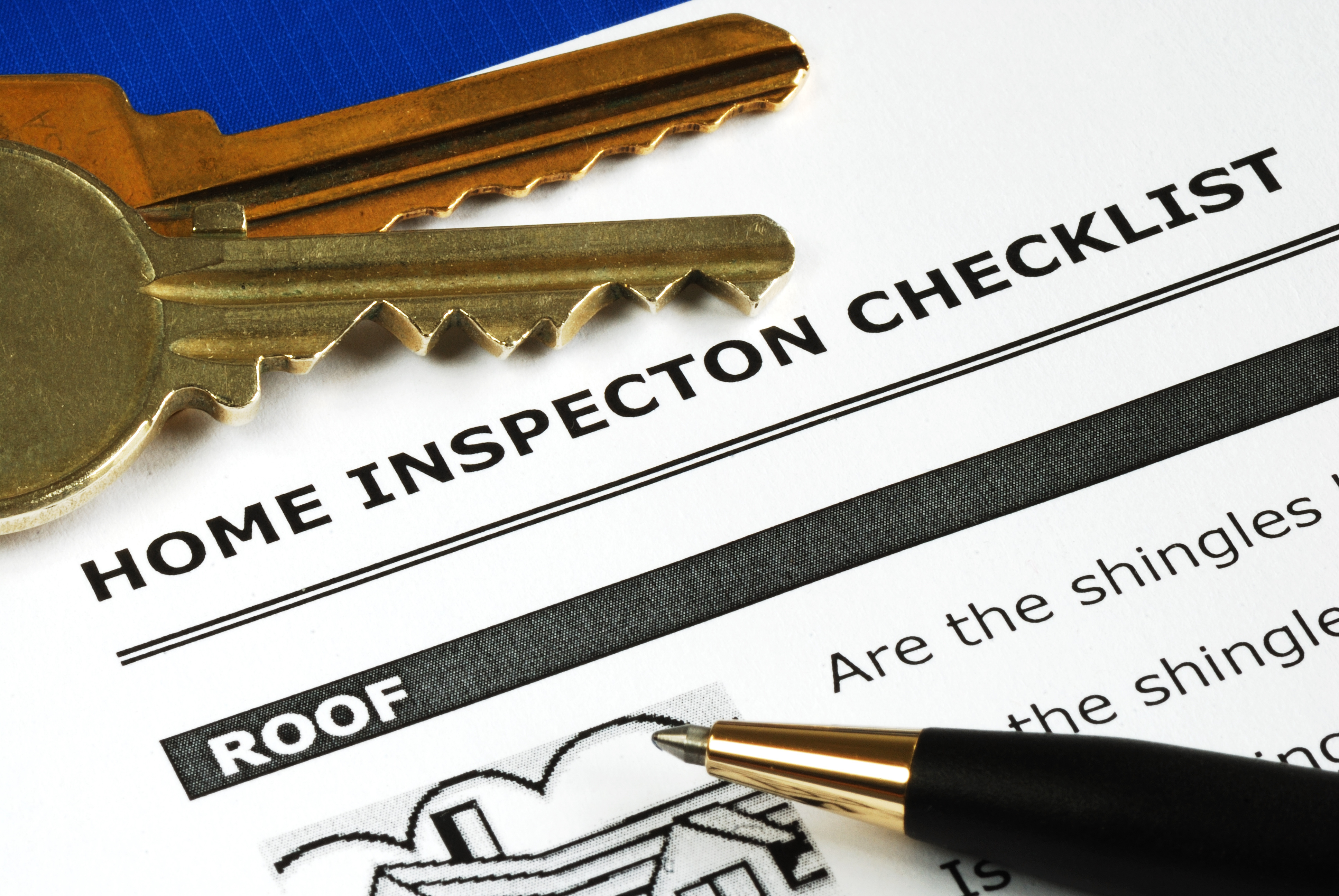 Home inspection checklist What to inspect