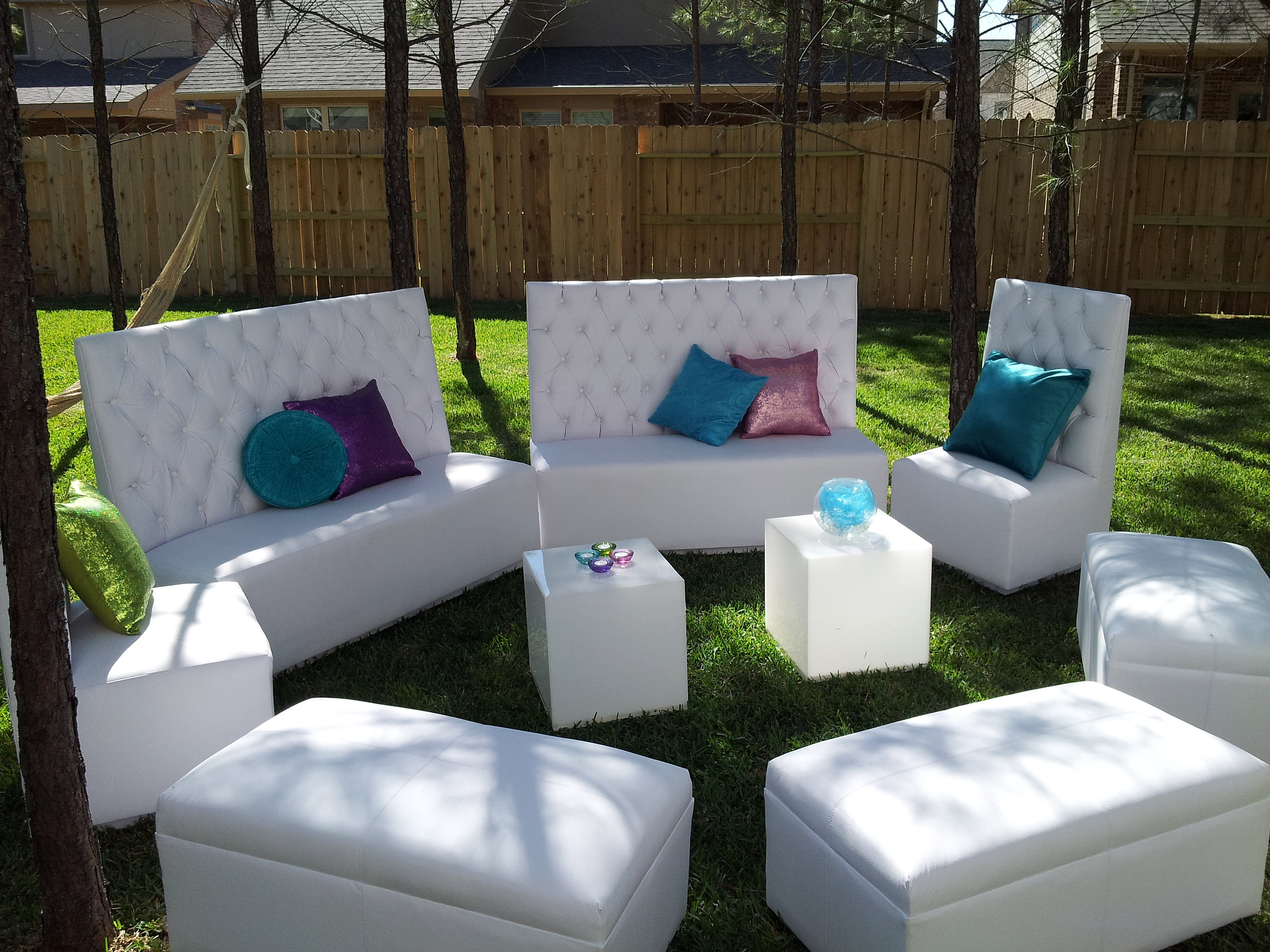 Lounge Furniture Rental Dc