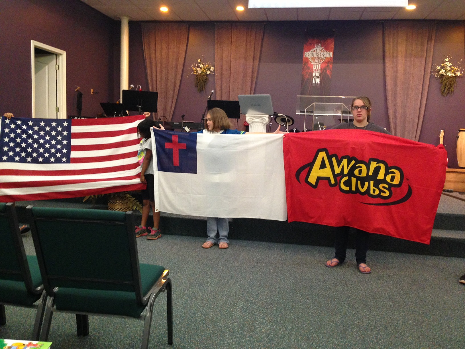 how to start an awana program