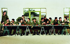 Last Supper, from the Soldiers