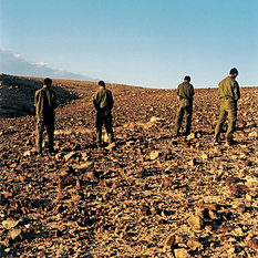 Untitled, from Soldiers series, 2000