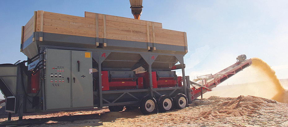 Automatic new atg roller mill