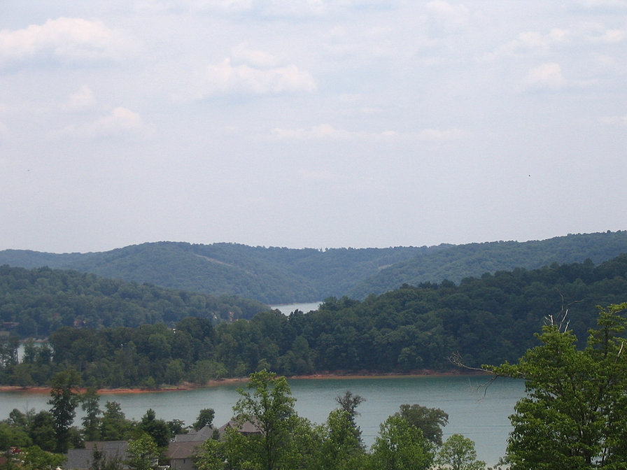 Norris lake front rentals for Norris lake fishing