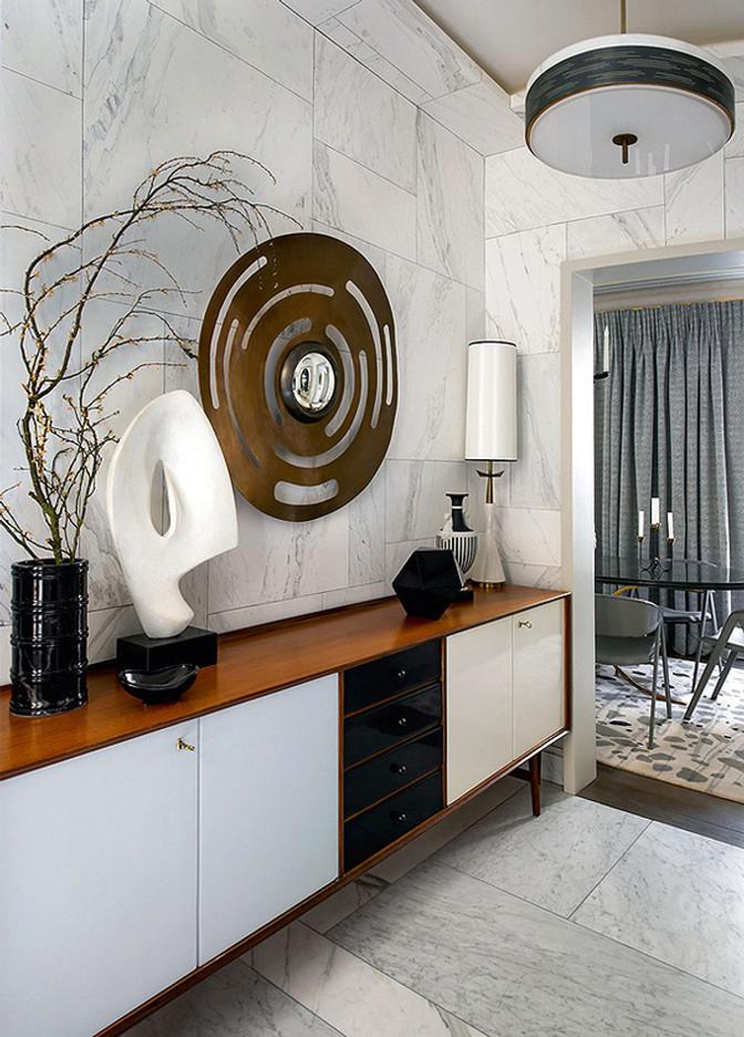 DIY - Faux Marble walls | Seasons in Colour | Interior Design ...