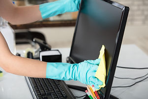 Office cleaning service in Manchester and the North West of England