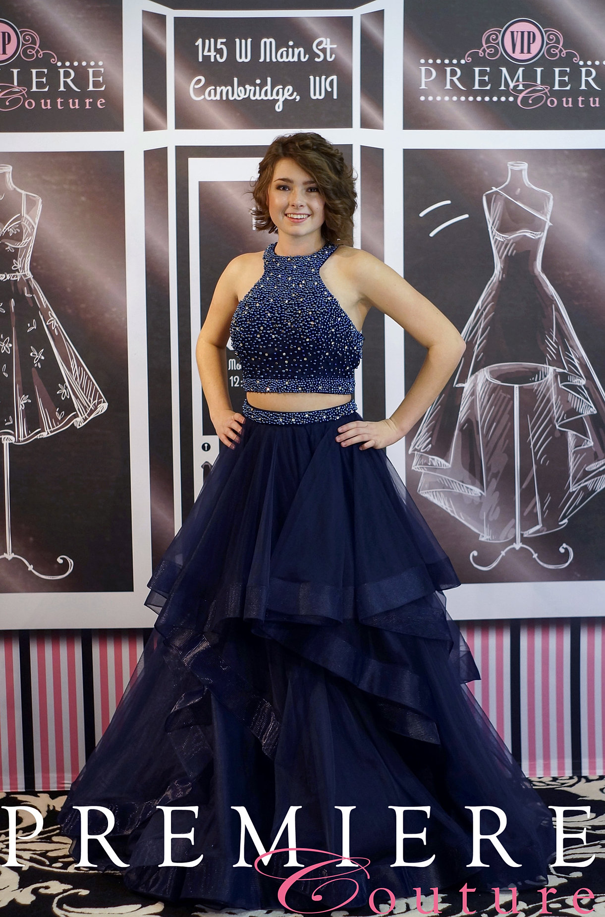 Fantastic Prom and Homecoming at Premiere Couture