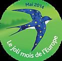 Joli mois de l'Europe 2014  mai logo