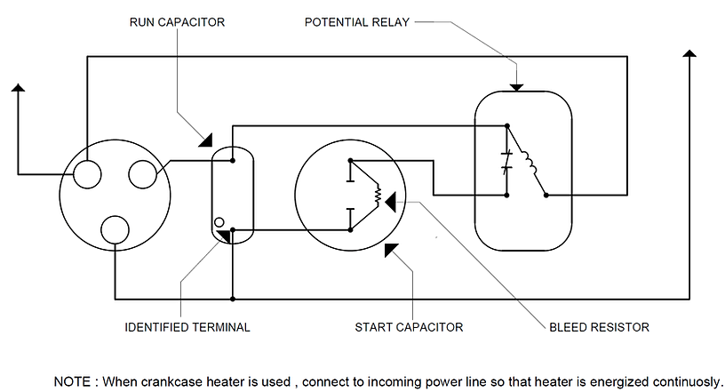 other compressor wiring compressor wiring