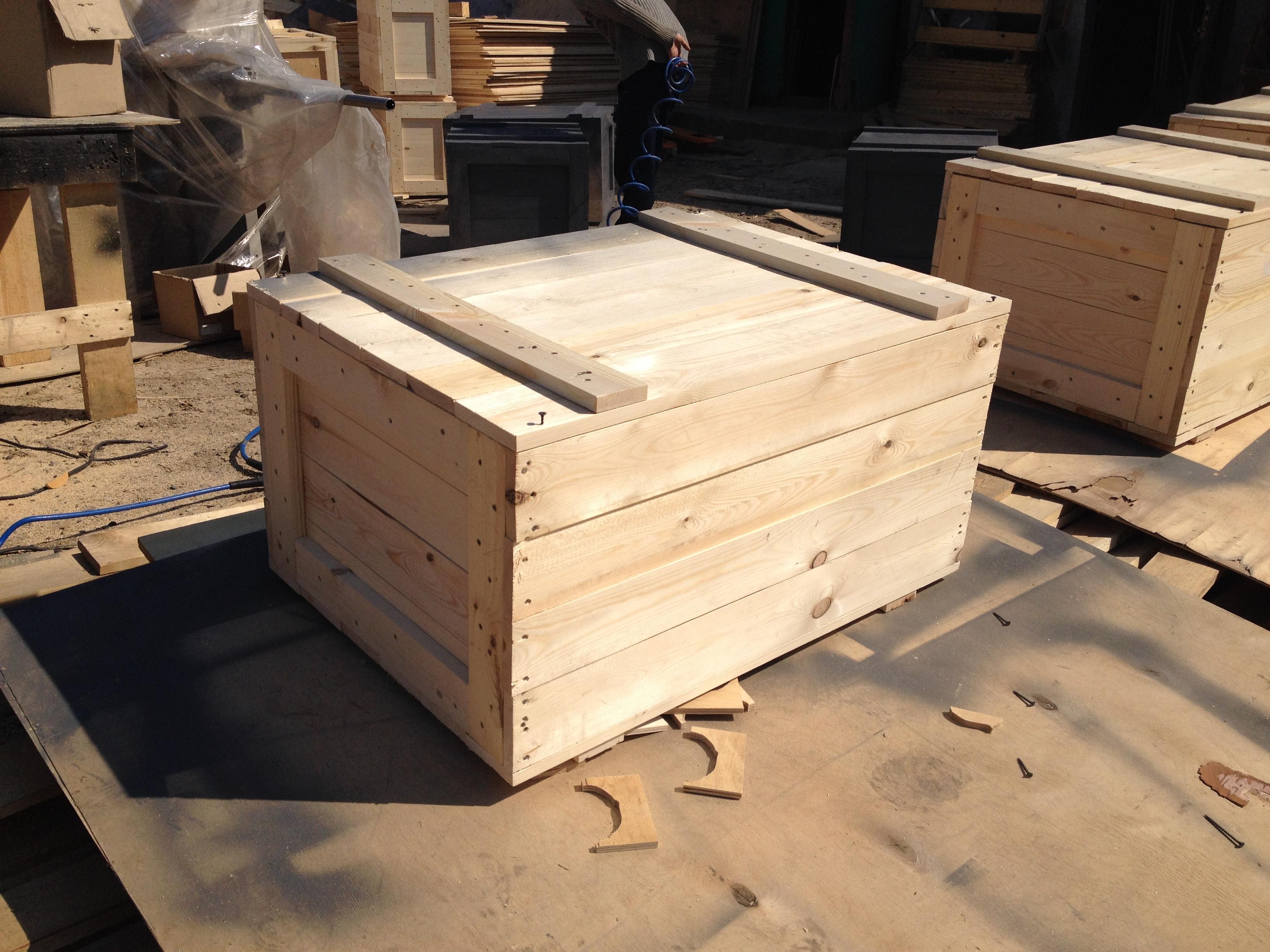 Деревянная тара производство и продажа деревянной тары москв.