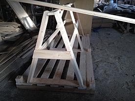 Пирамиды для перевозки стекла своими руками