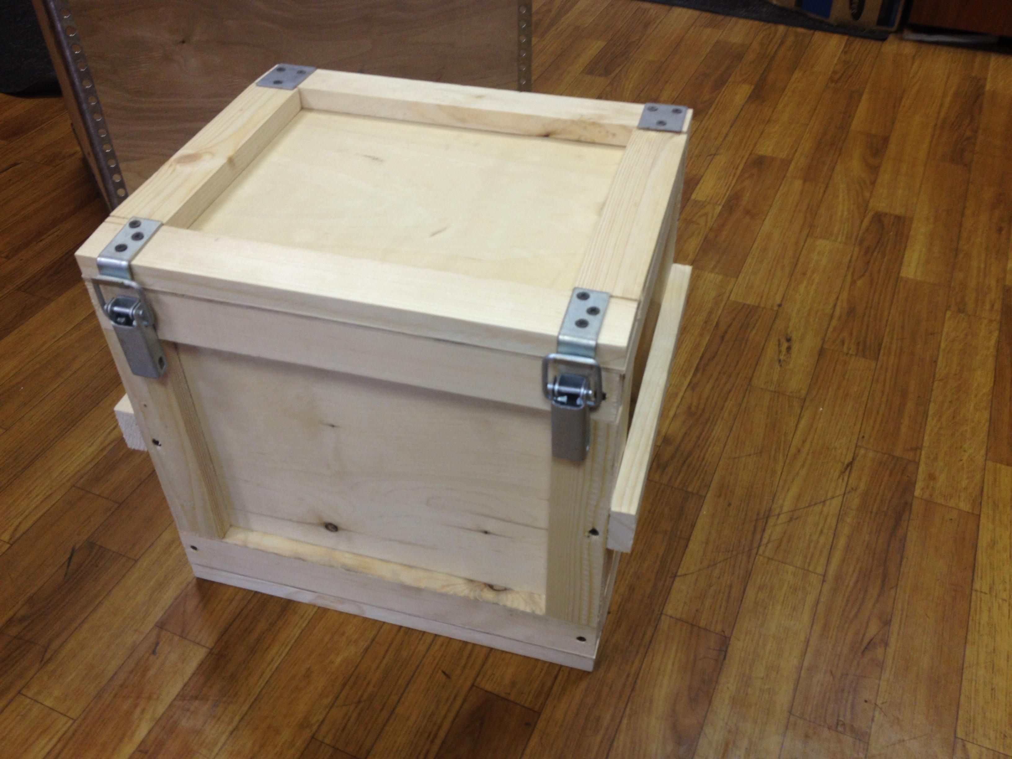 Транспортная тара производство деревянных ящиков москва.