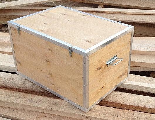 Ящик из фанеры