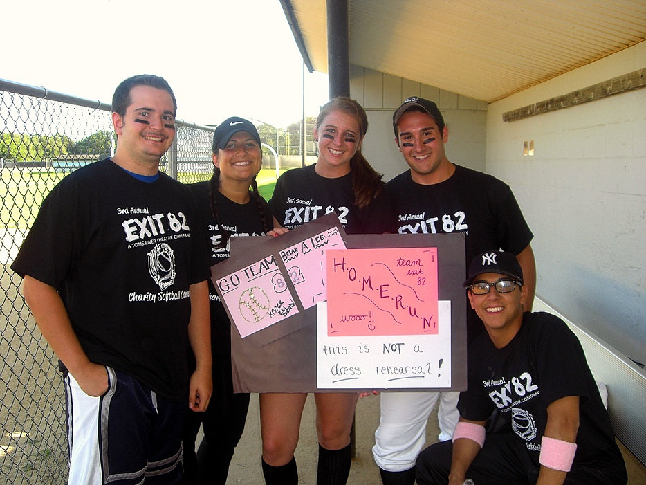 Softball Game 2011