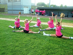 Softball Game 2009