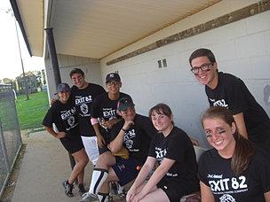 Exit 82 Softball Game 2011