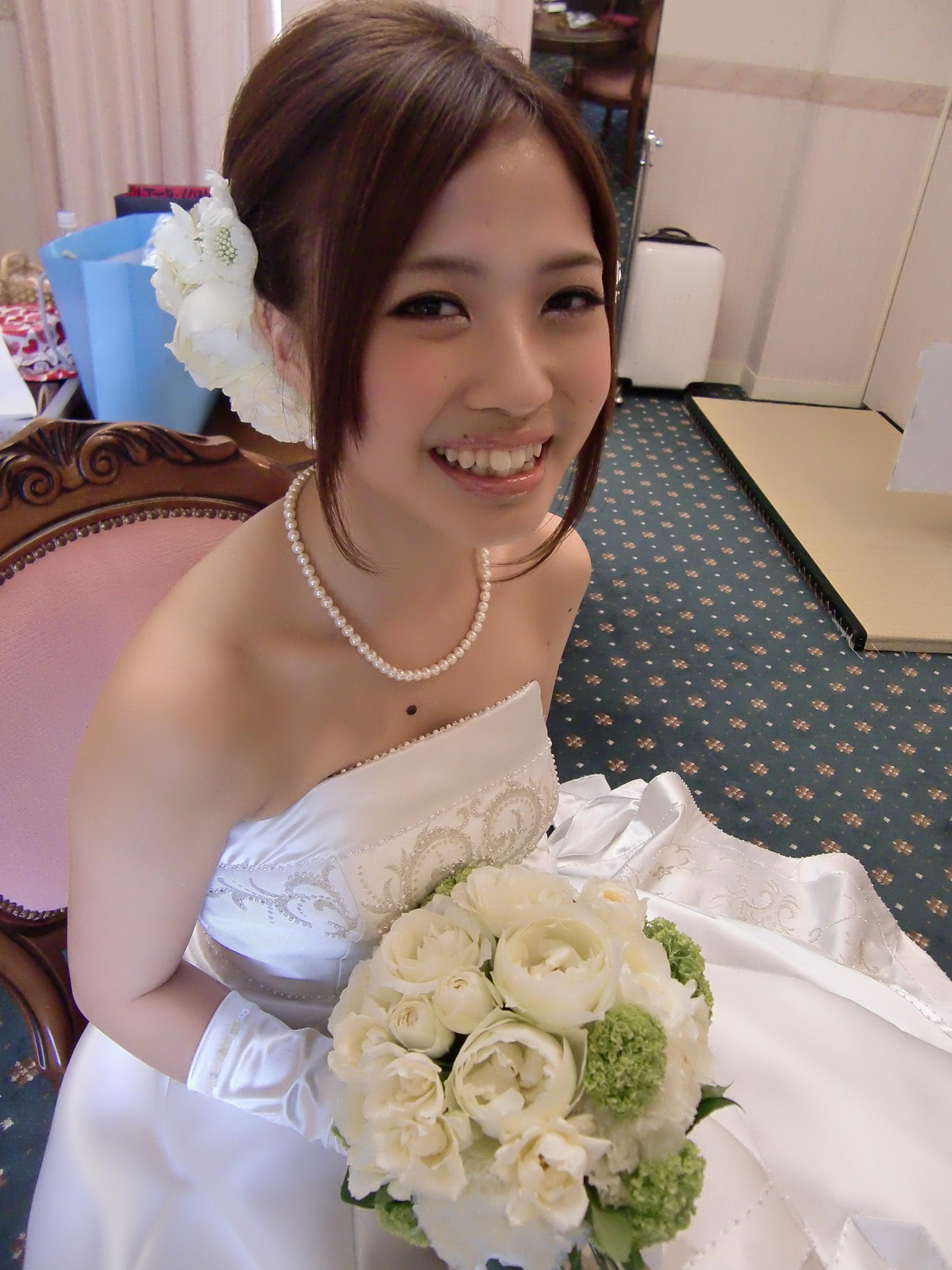 Wedding|ブライダルヘアメイク ...