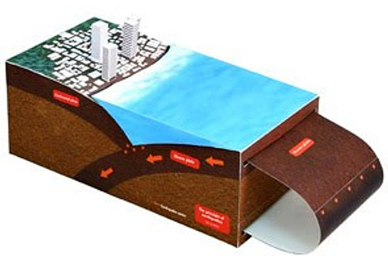 ... for kids | earthquake science project | earthquake project for kids