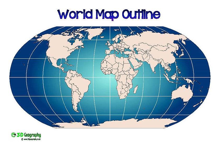 Blank world maps free blank world map pdf gumiabroncs Images