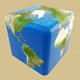 make a geography model | geography for kids | make a globe